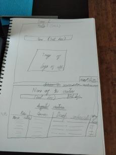 Planning the UI